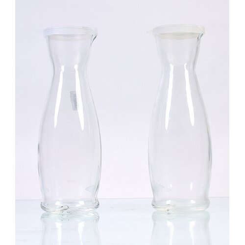 Global Amici 34 oz. Covered Wine Carafes