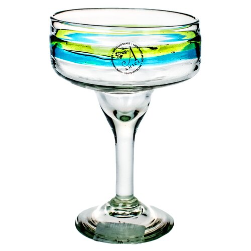 Global Amici Cabo Margarita Glass