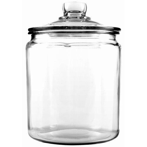 Anchor Hocking Heritage Jar