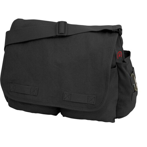 Attache Messenger Bag
