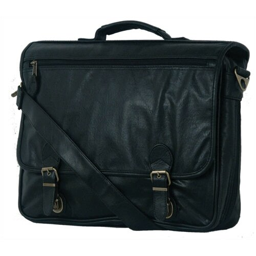 Mercury Luggage Highland II Series Soft Attache Case