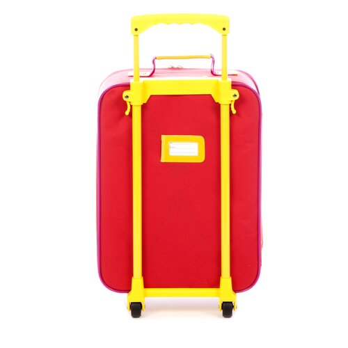 Mercury Luggage Going to Grandma's Children's Rolling Upright Suitcase