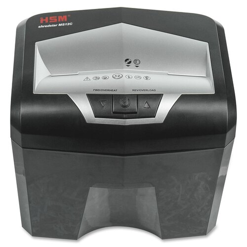 HSM of America,LLC 12 Sheet Cross-Cut Shredder