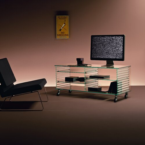 FIAM ITALIA Onda Radio Large TV Stand