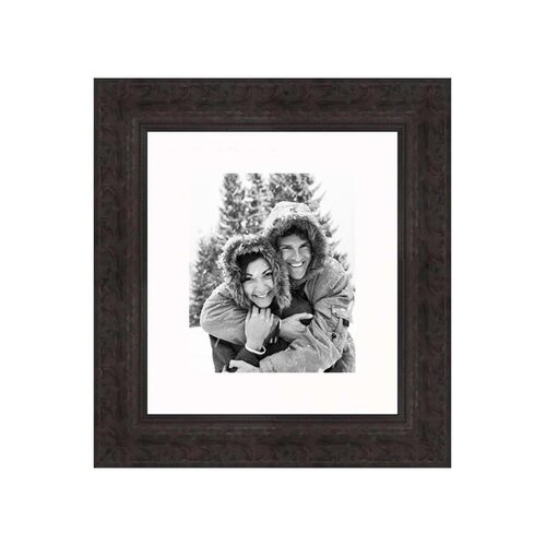 "Frames By Mail 20"" x 24"" Traditional Frame in Antique Mahogany"