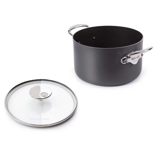 Mauviel M'Stone2 Stock Pot with Lid