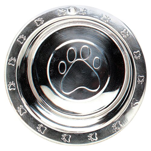 Ethical Pet Embosed Wide Rim Dish