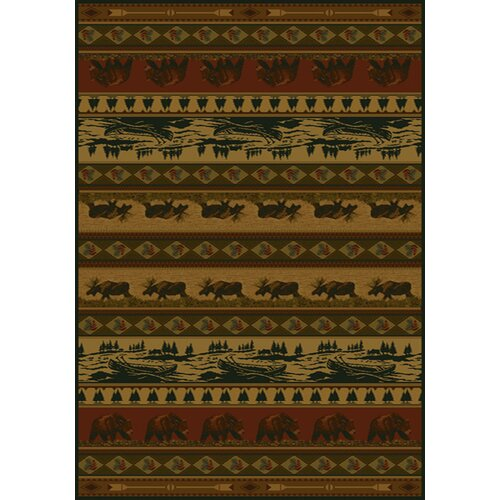 Marshfield Marshfield Kodiak Island Novelty Rug