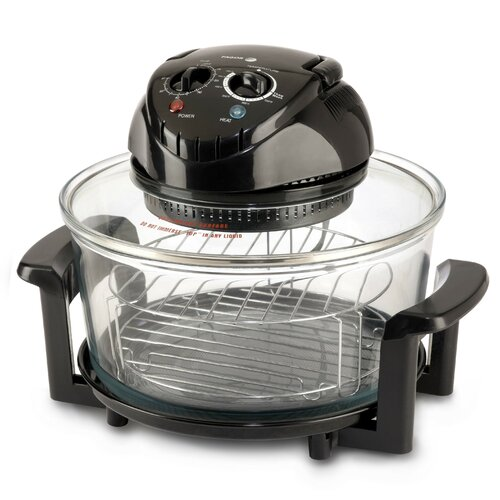Halogen 12-Quart Rotisserie Oven