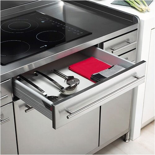 Cooktop Center for Fagor Cooktops Storage