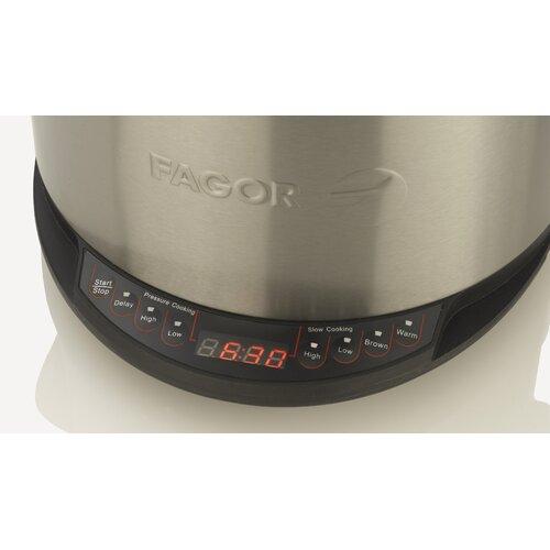 Fagor 4-Quart Slow Cooker Express
