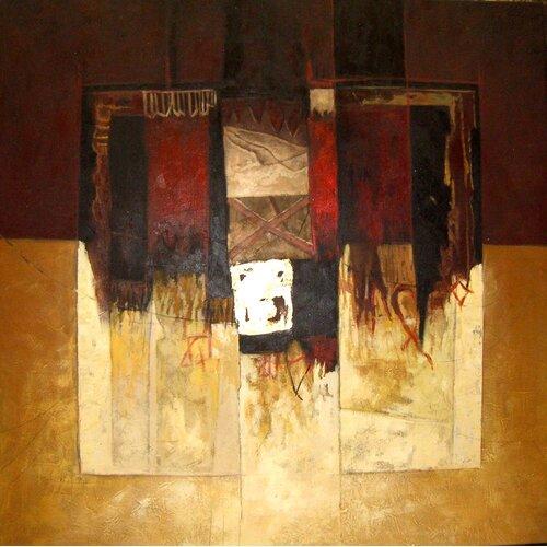 Shades Original Painting on Canvas