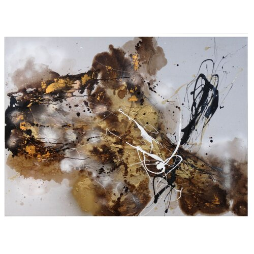 Mystical Creation Original Painting on Canvas