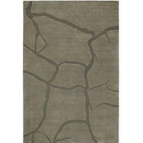 Contempo Gray/Dark Gray Rug