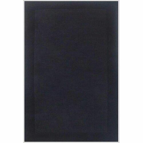 Acura Rugs Loom Black/Dark Black Rug