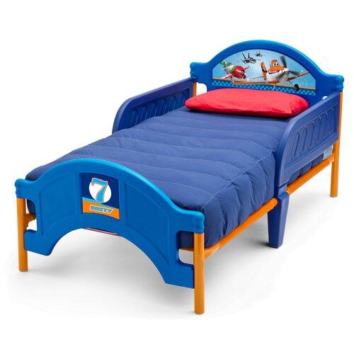 Delta Children Disney Planes Toddler Bed