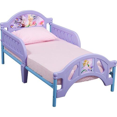 Delta Children Disney Fairies Toddler Bed