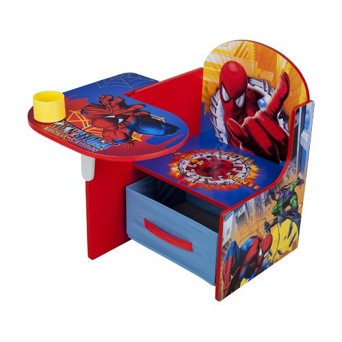 Delta Children Spiderman Kid's Desk Chair
