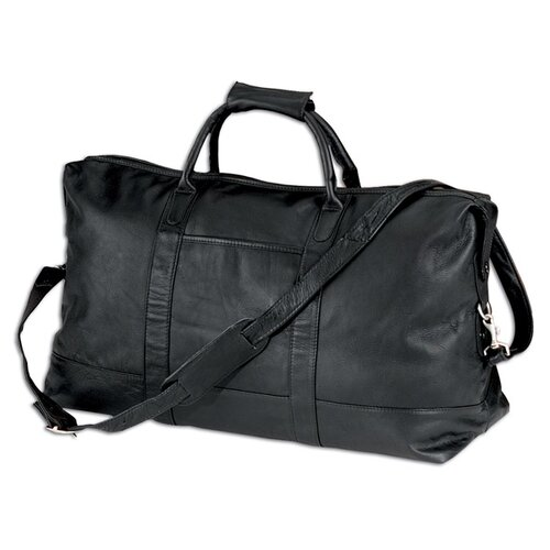 "Andrew Philips 25.5"" Vaqueta Napa Leather Carry-On Duffel"