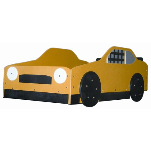 Stock Car Racer Bed