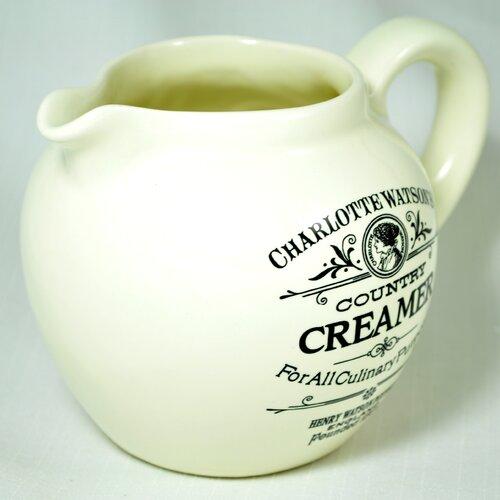 Henry Watson Charlotte Watson Half Pint Jug in Cream