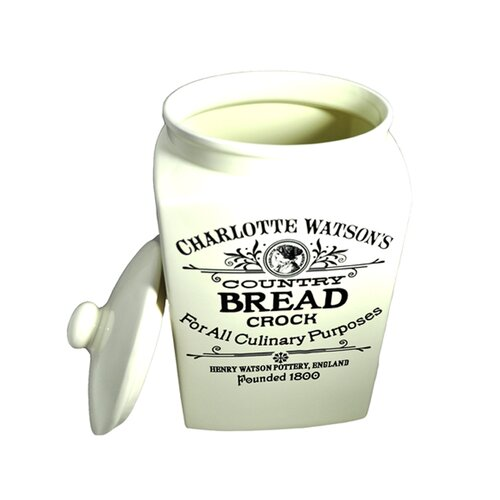 Henry Watson Charlotte Watson 120 Oz Bread Crock