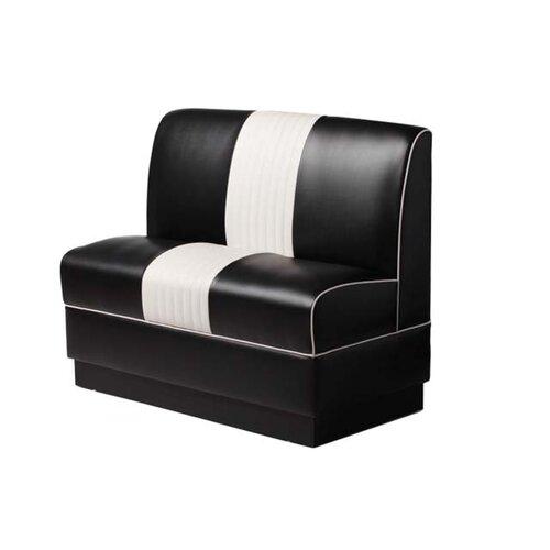 Retro Upholstered Storage Bench