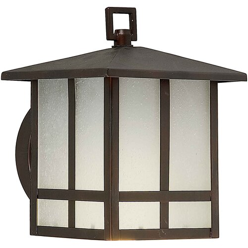 Forte Lighting 1 Light Outdoor Lantern