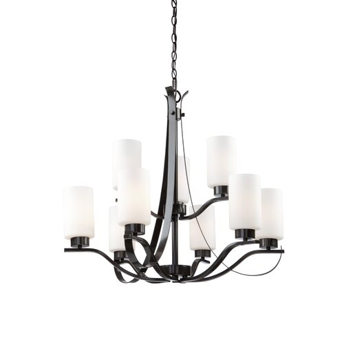 Artcraft Lighting Russell Hill 9 Light Chandelier