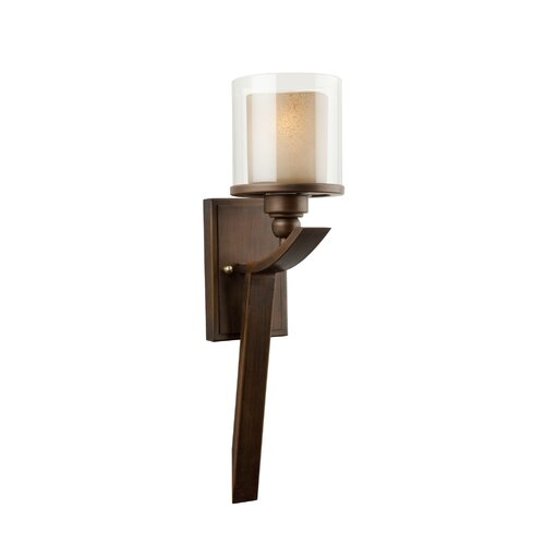 Artcraft Lighting Sierra 1 Light Wall Sconce