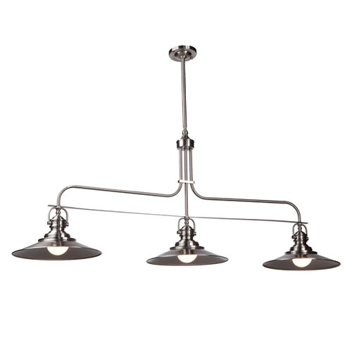 Artcraft Lighting Heath 3 Light Kitchen Island Pendant