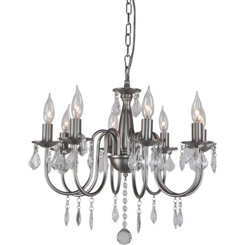Claremont 8 Light Chandelier