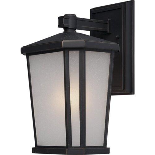 Artcraft Lighting Hampton 1 Light Outdoor Wall Lantern