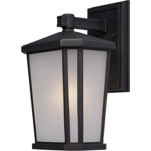 Artcraft Lighting Hampton 1 Light Outdoor Wall Lantern