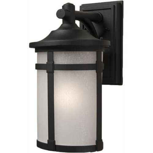 Artcraft Lighting St. Moritz 1 Light Outdoor Wall Lantern