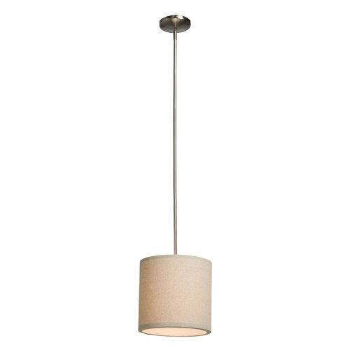 Mercer Street 1 Light Mini Pendant
