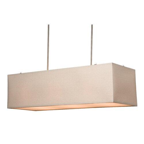 Mercer Street 5 Light Pendant