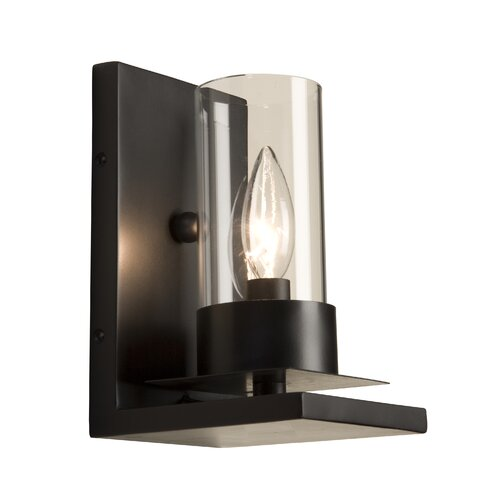 Artcraft Lighting Crawford 1 Light Wall Sconce