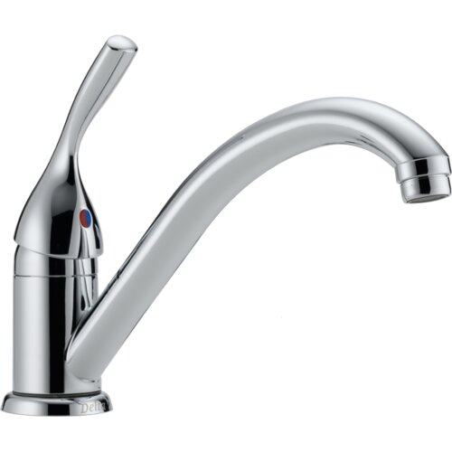Classic 3-Hole Installation Kitchen Faucet with Diamond Seal Technology