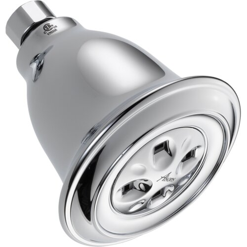 """Delta H2Okinetic 5.5"""" Traditional Water-Efficient Volume Showerhead"""