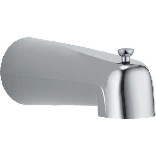 Delta Victorian Wall Mount Slip-On Tub Spout Trim with Diverter