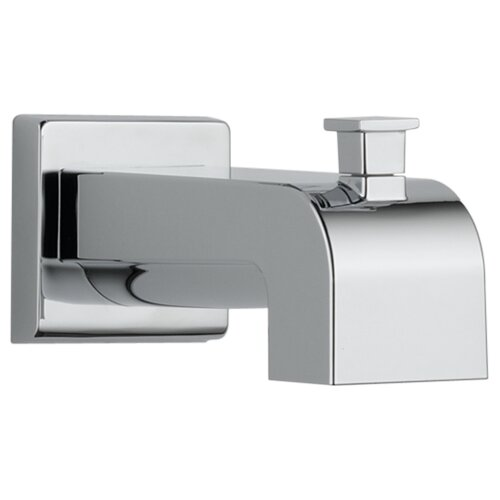 Delta Arzo Wall Mount Pull-up Diverter Tub Spout Trim