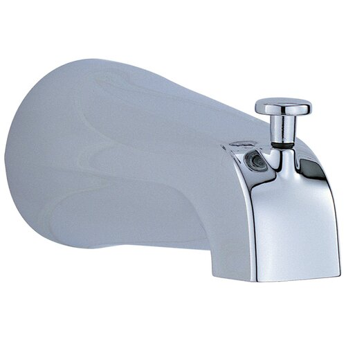 Delta Wall Mount Standard Diverter Tub Spout Trim