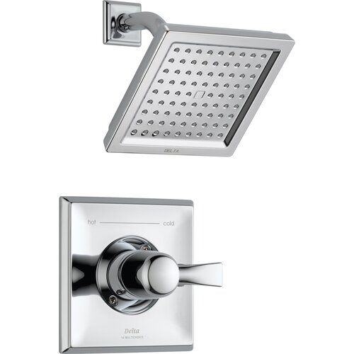 Delta Dryden Monitor Pressure Balance Diverter Shower