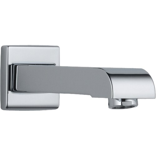 Delta Arzo Wall Mount Pull-up Non-Diverter Tub Spout Trim
