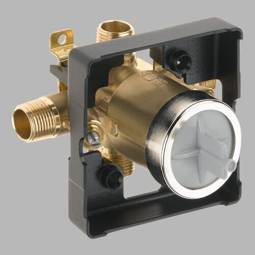 Delta Classic Universal Tub and Shower Universal Valve Body with Stops