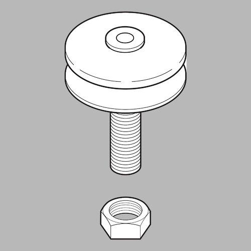Delta Hub Handle Bathroom / Kitchen Faucet