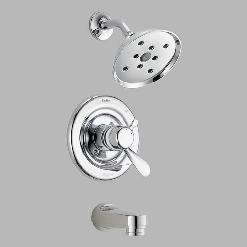 Delta Classic Monitor 17 Series Tub and Shower Trim