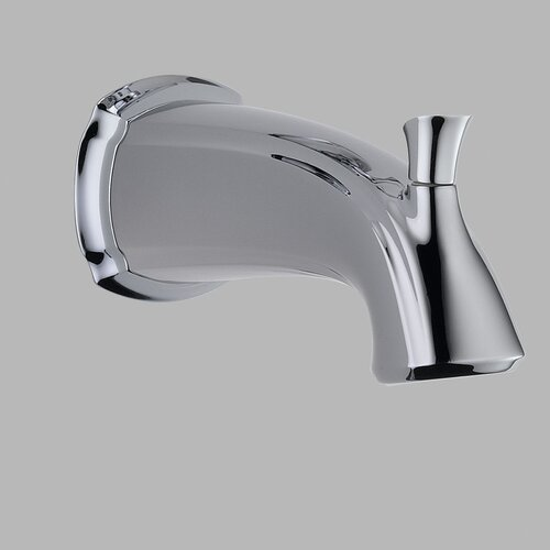 Delta Addison Wall Mount Pull-up Diverter Tub Spout Trim