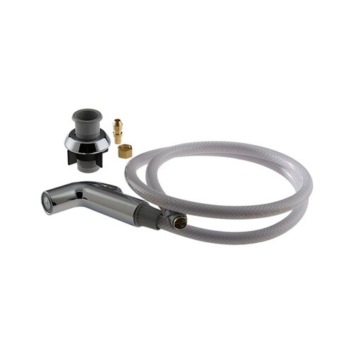 Delta Spray and Hose Assembly with Spray Support Replacement Kit